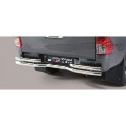 Rear Protection Toyota Hi Lux Double Cab