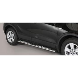Trittbretter Opel Mokka X