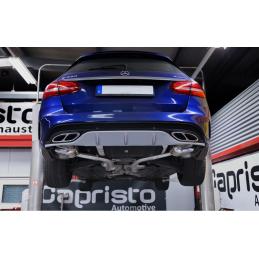 Capristo Mercedes AMG C43 T-Model (S205)