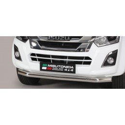 Front Protection Isuzu D-Max Double Cab