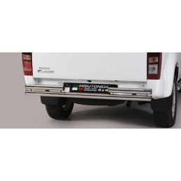 Rear Protection Isuzu D-Max Double Cab