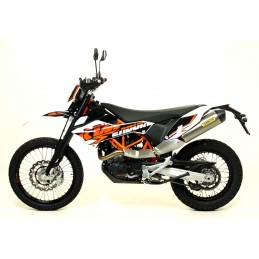 Arrow Husqvarna 701 Supermoto