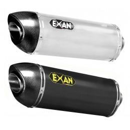 Exan Husqvarna 701 Supermoto Ovale Carbon Cap