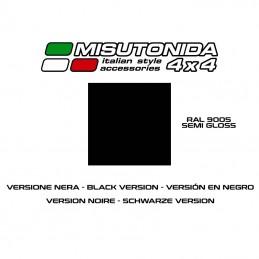 Rear Protection Nissan Terrano 3.0 5 Doors
