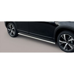Side Protection Peugeot 2008