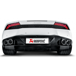 Akrapovic Lamborghini Huracan 580-2 Coupè/Spyder