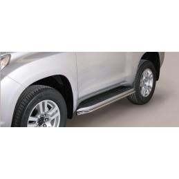 Protezioni Laterali Toyota Land Cruiser 3 Porte