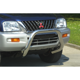 Bull Bar Mitsubishi L200 TDi Double Cab 115 Hp