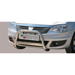 Bull Bar Dacia Logan M Hp