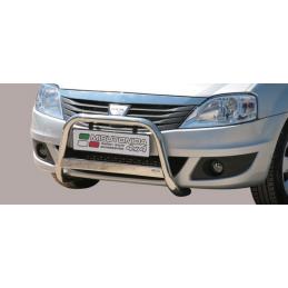 Frontschutzbügel Dacia Logan M Hp