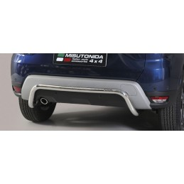 Rear Protection Dacia Duster