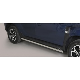 Side Protection Dacia Duster