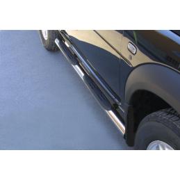 Trittbretter Land Rover Freelander 4 Türen
