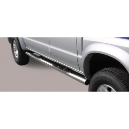 Side Step Mazda Pick Up Double Cab