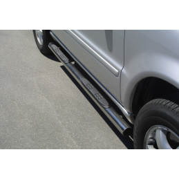 Side Step Mercedes ML 270/400 Cdi