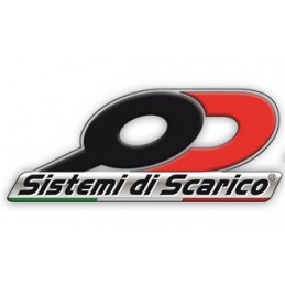QD Exhaust Eliminatore Valvola Scarico Ducati Monster 821