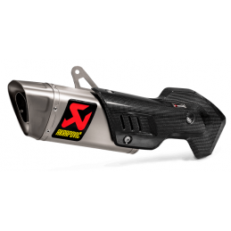 Akrapovic S-D12SO9-HAPT Ducati Multistrada 1260