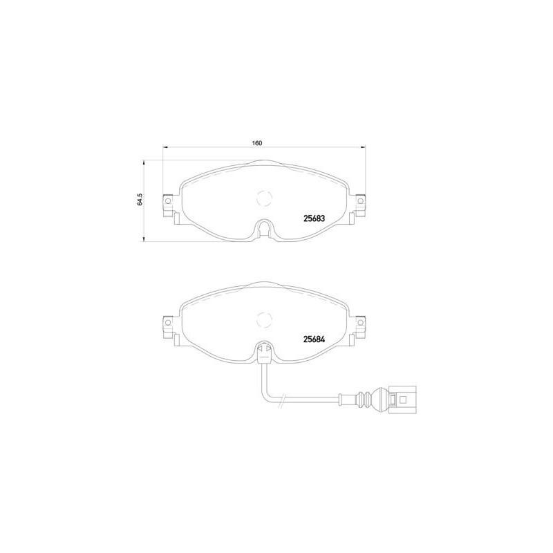 1.4 TFSI 14 /> BMC Sportluftfilter AUDI A3 8VA//8VS//8V7 CABRIOLET