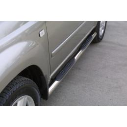 Trittbretter Nissan X-Trail 2.0 Benz-2.2 Td