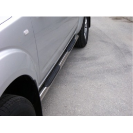 Side Step Nissan Navara Double Cab.