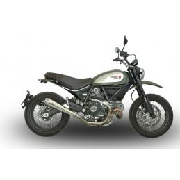 Qd Exhaust Ducati Scrambler