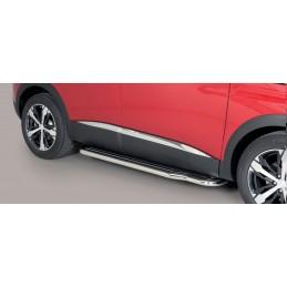 Side Step Peugeot 3008