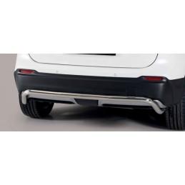 Rear Protection Nissan Qashqai