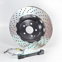 Brembo GT Audi RS6 (excl.420mm disc Audi Ceramic) (C7 Typ 4G) 101.9503A