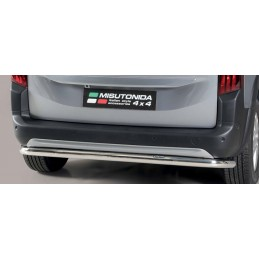 Rear Protection Peugeot Rifter MWB