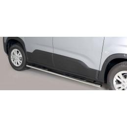 Trittbretter Peugeot Rifter MWB