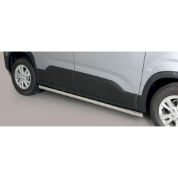 Seitenschutz Peugeot Rifter MWB