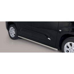 Side Protection Opel Combo L1