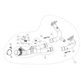 Akrapovic E-B12R7 Bmw R 1250 RT