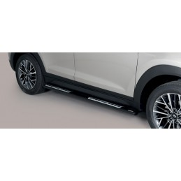 Trittbretter Hyundai Tucson