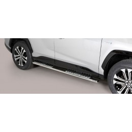 Side Step Toyota Rav 4 Hybrid