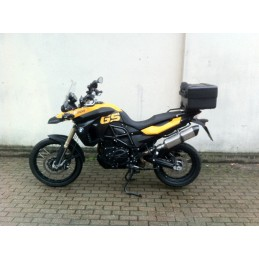 Exan Bmw F 800 GS Ovale X-Black