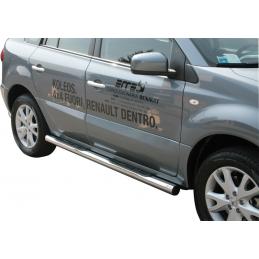 Trittbretter Renault Koleos