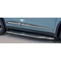 Trittbretter Suzuki Vitara