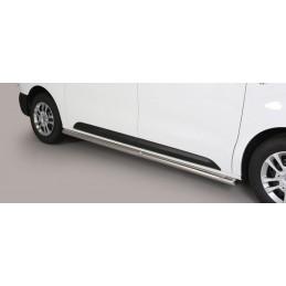 Seitenschutz Peugeot Expert Traveller