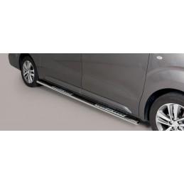 Trittbretter Peugeot Expert Traveller 2016 - Misutonida