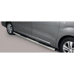 Trittbretter Peugeot Expert Traveller