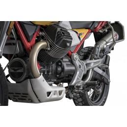 QD Exhaust Suppressor du Catalyseur Moto Guzzi V85 TT