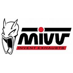 Mivv Suppressor du Catalyseur Benelli Leoncino 500