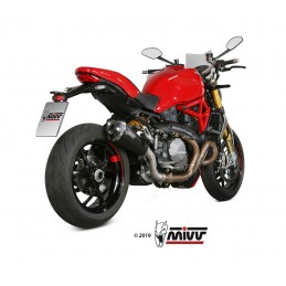 Mivv Delta Race Ducati Monster 821