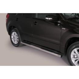 Trittbretter Suzuki Grand Vitara 5 Türen 09