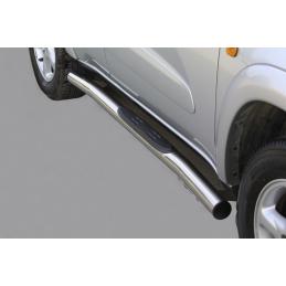 Trittbretter Toyota Rav 4 5 Türen