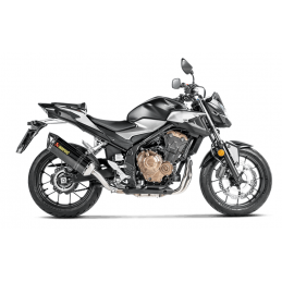 Akrapovic S-H5SO4-HRC Honda CB 500 R