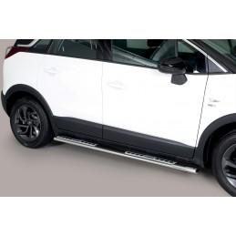 Trittbretter Opel Crossland X
