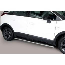 Side Step Opel Crossland X