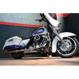 BS Exhaust Harley Davidson Softail Milwaukee Eight Deluxe